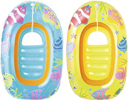 Bestway Sea Set Children's Raft 112x71 cm, Kinderboot, sortiert