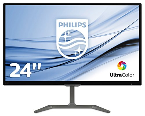 Philips 246E7QDAB/00 24-Inch LCD/LED Monitor - Black