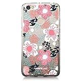 CASEiLike Redmi Note 5A case, Japanese Floral 2255 Pattern