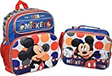 """Best Ruz Lunch Boxes - Group Ruz Disney Mickey Mouse 12"""" Backpack Review"""