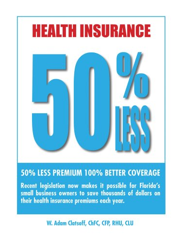 Health Insurance 50% Less