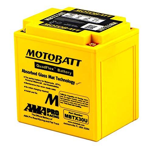 MBTX30U MOTOBATT Quadflex AGM Bike Batteria 12V 32Ah