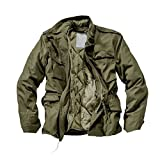 Delta Industries M65 Fieldjacket, oliv, Grš§e M