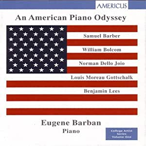 American Piano Odyssey [Import allemand]