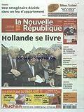 NOUVELLE REPUBLIQUE (LA) [No 20478] du 24/02/2012 - HOLLANDE SE LIVRE - LES PROJETS D'AMBOISE COMMERCE - CARNAVAL - 123 ANS A MANTHELAN - CHINON - DES CORNES DE RHINOCEROS AUX ENCHERES - A TOURS UNE OCTOGENAIRE DECEDE DANS UN FEU D'APPARTEMENT...