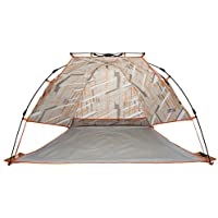 Umi. Essentials Easy Up Beach Tent for Outdoors LiteTent