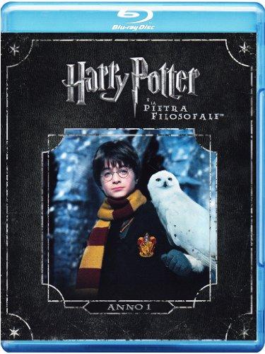 Harry Potter e la pietra filosofale(+Ebook) [Blu-ray] [IT Import]