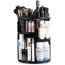 Porta Cosmetici Jerrybox Rotante di 360 Gradi, Scatola Organizza per