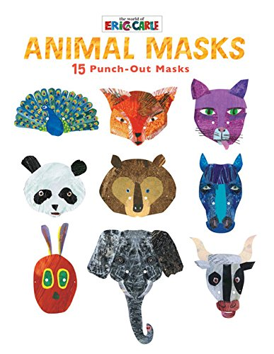 The World of Eric Carle Animal Masks