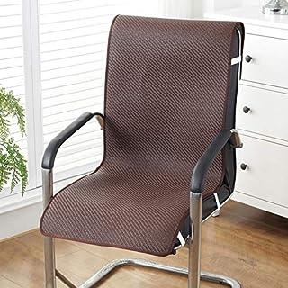 MemoryL Atmungsaktive Stuhlkissen,Sommer Sitzkissen Anti-rutsch Ischias und rückenschmerzen Bürostuhl Auto-L 45X135cm(18 * 53in)