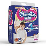 Mamy Poko Mamy Poko Extra Absorb Pants XL Diapers (54 Pieces)