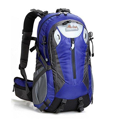 SZH&BEIB Outdoor-Wanderrucksack 40L Freizeit für Bergsteigen Tasche Schule Reise Camping B
