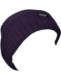 Raintopia Bonnet en maille épaisse et côtelée Thinsulate pour femme