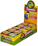 Lightload Towels 50 Piece Gift Box (each 30x30cm) The Only Towels that are Survival Tools