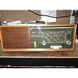 ANTIGUA RADIO TOCADISCOS HORNYPHON MUSIKMEISTER WH345A 1965