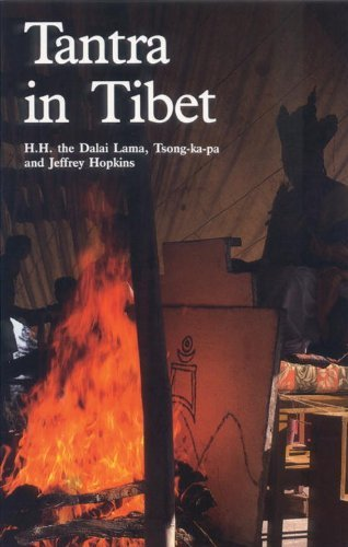 Tantra in Tibet (Wisdom of Tibet Series) by H.H. the Dalai Lama Tsong-Ka-Pa (7-Feb-2013) Paperback