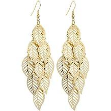 Modeschmuck ohrringe gold  Suchergebnis auf Amazon.de für: goldene ohrringe hängend