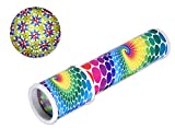 DSstyles 5.5 cm x 21.5 cm Classic Toy Kaleidoscope Educational Toys for Children With Rotatable Top