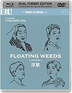 FLOATING WEEDS [UKIGUSA](Masters of Cinema) (DVD & BLU-RAY DUAL FORMAT) [1959]