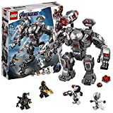 LEGO Marvel Super Heroes 76124 War Machine Buster - LEGO