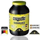 Nutrixxion ENDURANCE MINERAL ENERGY Drink mit AMINOSÄUREN (BCAA) 2.2kg Dose, Lemon