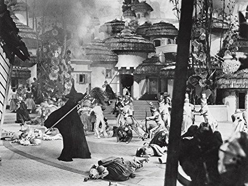 Artland Leinwand auf Keilrahmen oder gerolltes Poster mit Motiv Filmszene Der Zauberer von Oz, 1939 Film & TV Stars Fotografie Schwarz/Weiß C4ZP