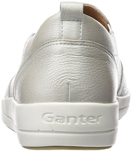 Ganter Damen Giulietta-g Slipper Weiß (offwhite 0400)