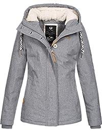0b2c6fe073b4de Suchergebnis auf Amazon.de für: ragwear jacken damen: Bekleidung