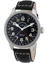 Zeno Watch Basel Herrenarmbanduhr Pilot Oversized 8554DDZ-a1