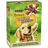 Purina Bonzo Kleine Lieblingsknochen Hundesnacks, 6er Pack (6 x 1,5 kg)