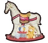 Sparpferd | Spardose Schaukelpferd | Pferde Spardose | Sparbüchse
