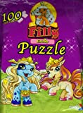 Puzzle Chipstüte-1 Filly Elves 100 Teile