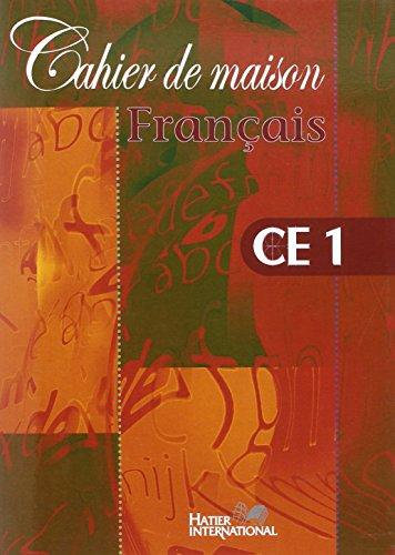 Cahier de Maison - Français CE1