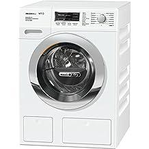 Miele WTZH 730 WPM Waschtrockner Waschmaschine 8 kg / mit Trockner 5 kg / 1072 kWh/Jahr / Energieklasse A / 1600 UpM Automatische Dosierung, lotosweiß