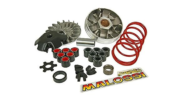 Malossi Overrange Variomatik Für Aprilia Sr50 Racing Sr50 Stealth Sr50 Www Auto