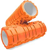 More Mile THE BEAST Physio Foam Roller Nucleo Body Workout Yoga...