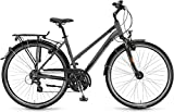 Winora Jamaica City/Trekking Bike 2018 (56, Anthrazit/Schwarz matt Damen)