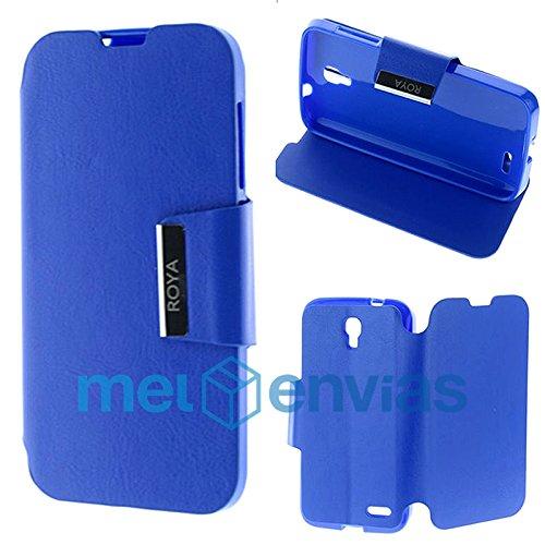 funda-carcasa-flip-cover-tipo-libro-para-orange-roya-cuero-funcion-soporte-color-azul