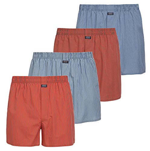 Jockey® Everyday Boxer Woven 4 Pack, Multicoloured, Größe L (Jockey-boxer Woven)