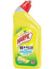 Harpic Organic Active disinfectant toilet cleaner, Citrus 500ml