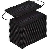 Casol 4 capas de filtrado, negro, cómodo y transpirable para exteriores e interiores.