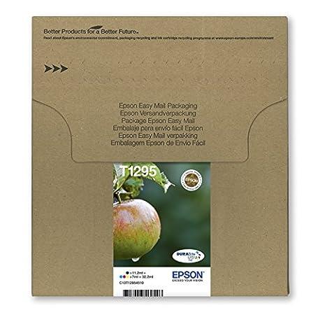 Epson Cartouche - Encre d'origine EPSON Multipack Pomme T1295 :