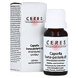 CERES Capsella bursa-pastoris Urtinktur 20 Milliliter