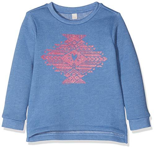 ESPRIT KIDS Mädchen Sweatshirt, Blau (Cobalt 457), 92