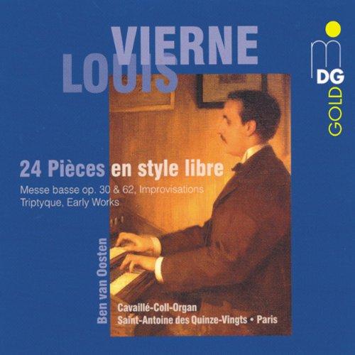 Pieces en style libre (Die Cavaille-Coll-Orgel Saint Antoine de Quinze-Vingts Paris)