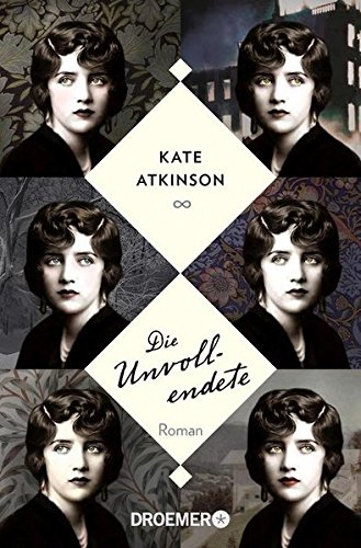 Buchseite und Rezensionen zu 'Die Unvollendete' von Kate Atkinson