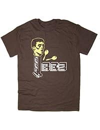 Balcony Shirts 'Bez - Pez Dispenser' Mens T Shirt