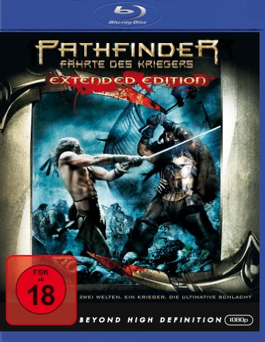 Pathfinder - Fährte des Kriegers [Blu-ray]