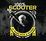 100% Scooter-25 Years Wild & Wicked (3cd-Digipak)