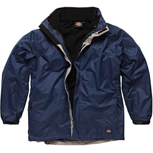 Dickies Hudson Jacke blau JW7002 BU M, 7002